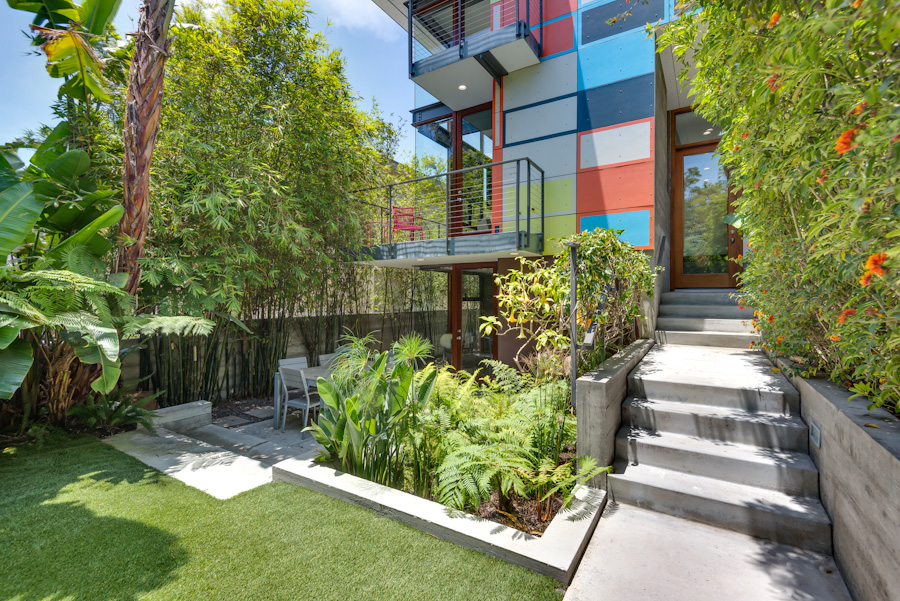 Pardee Properties Venice architectural home