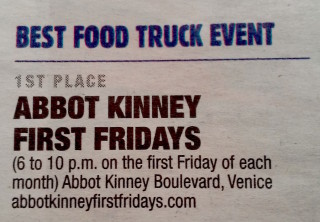 AKFF- Best Food Truck Event