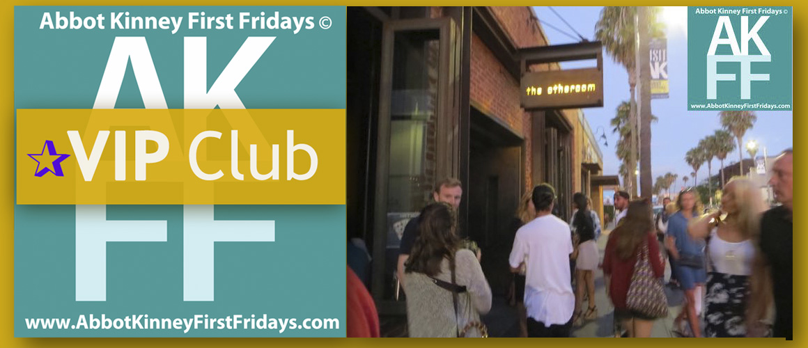 AKFF-October-2015 Venice First Fridays October 2, 2015