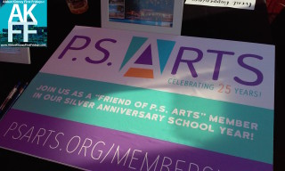 PS Arts Sign