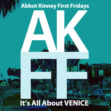 abbot-kinney-first-fridays-venice: logo big copyright 2014 all rights reserved