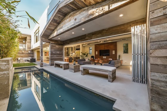 Venice Home In Los Angeles Times, Home Of The Week!