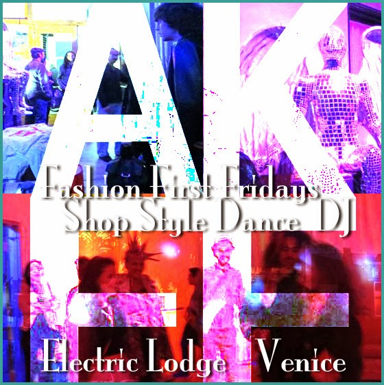 Abbot Kinney First Fridays May 2014
