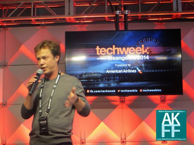 Brock Pierce Tech Conference 2014