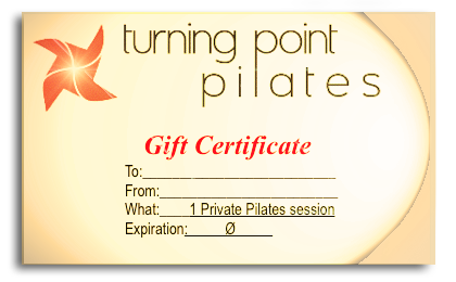 Turning-Point-Pilates-Gift-Certificate-Holiday-spotlight