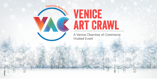 Venice Art Crawl Holiday 2014