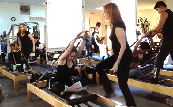 Pilates Classes Venice Marina Del Rey Mar Vista CA