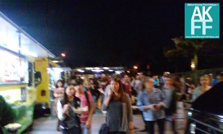 abbot kinney food truck crowd-AKFF