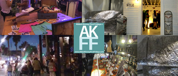 First Fridays Exclusive Photos: March 6, 2015 1st Fridays on Abbot Kinney Bl