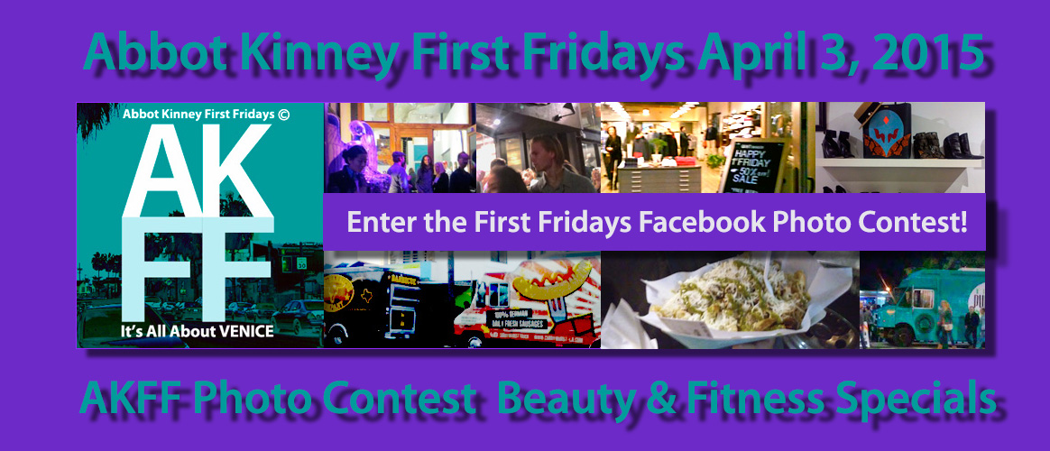 April 1st Fridays Photo Contest Winners