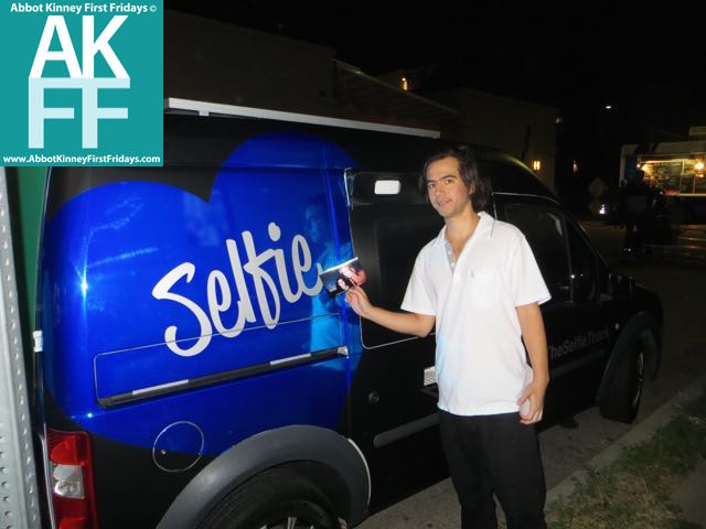 Anthony from Selfie Truck