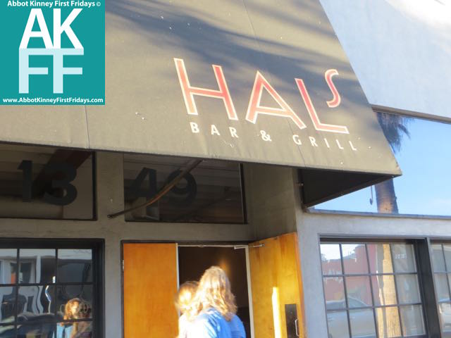 Hal's is Closed :(