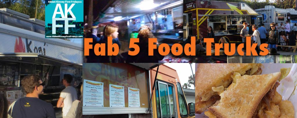 Calling All Foodies: Top 5 AKFF Food Trucks!