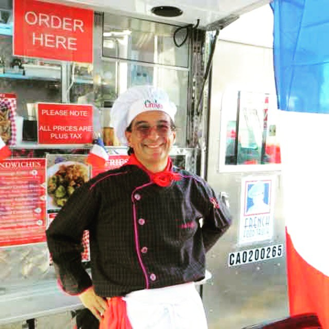 French Food Truck Chef Felipe 2015 #abbotkinney1st