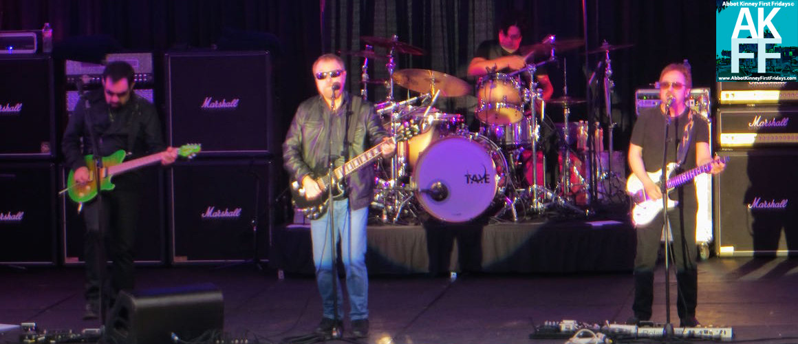 concert: Blue Oyster Cult at Burton Chase Park in 2014 © Janet Gervers
