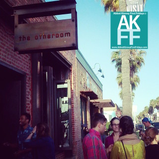 The Other Room Abbot Kinney Bars #AKFF