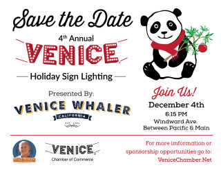 Venice-Holiday-Sign-Lighting-2015