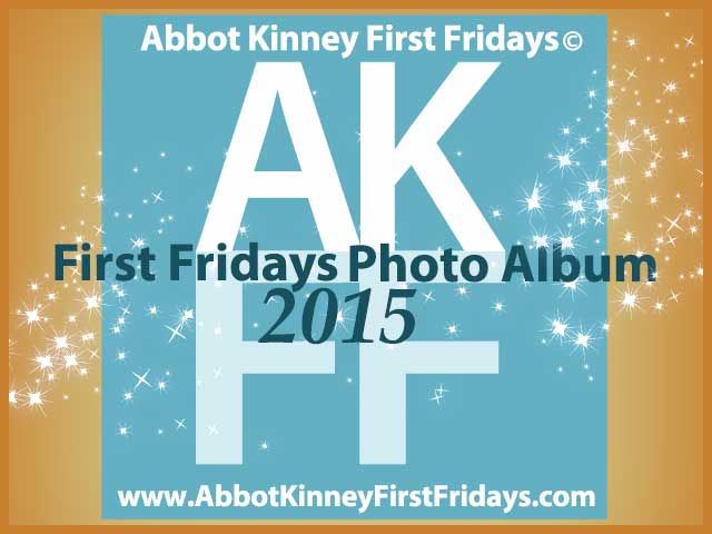 First Fridays Photo Gallery from 2015