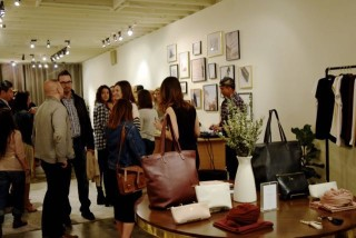 Cuyana Party on Abbot Kinney