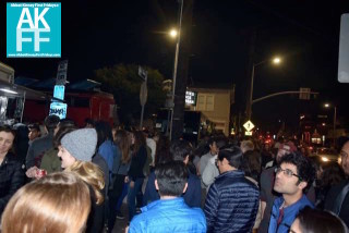 Food truck Frenzy at #abbotkinney1st