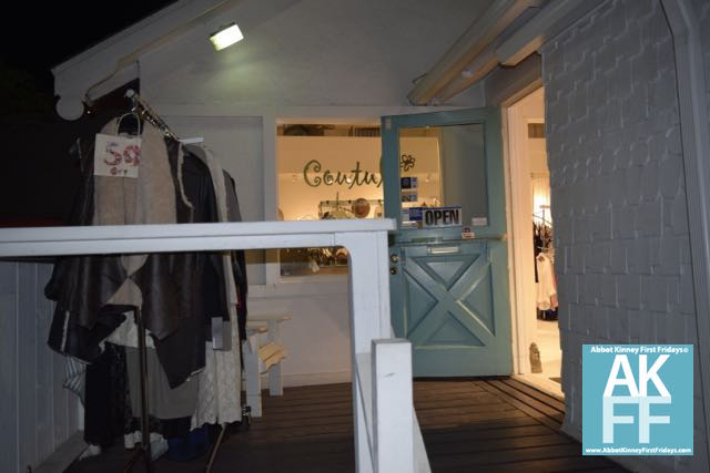 Shop on Abbot Kinney Coutula Open for 1st Fridays