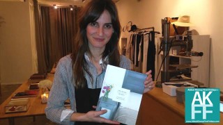 1st Fridays 030416 AKFF Erin Boyle Blogger Writer at Cuyana
