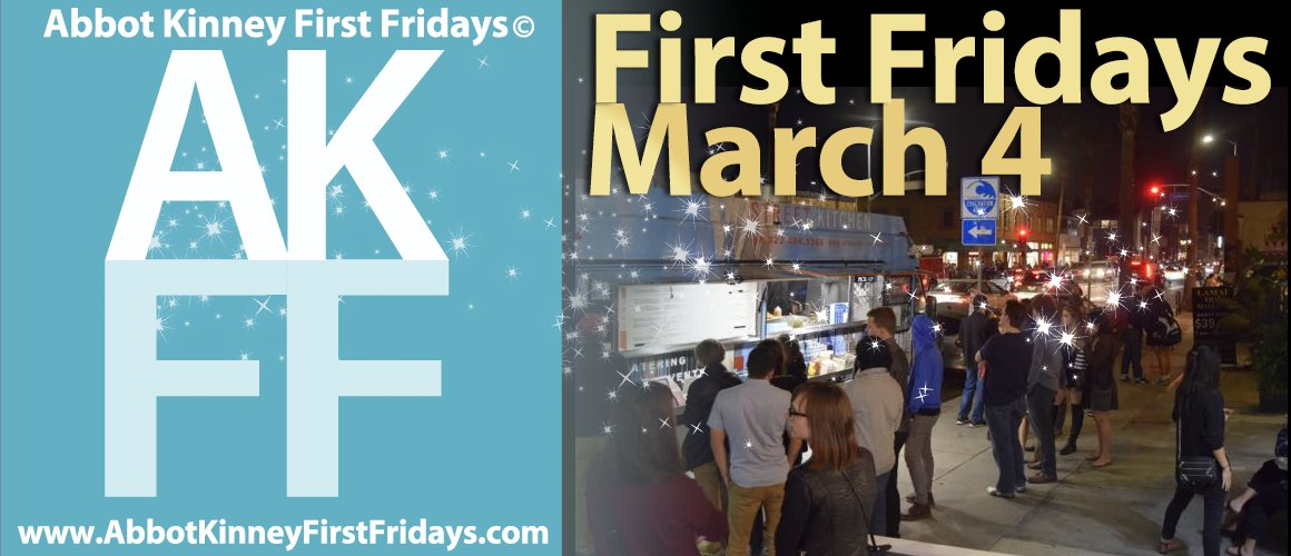 First Fridays Feature: March 4, 2016:  Hungry? Got Food Trucks & Instagram Contest