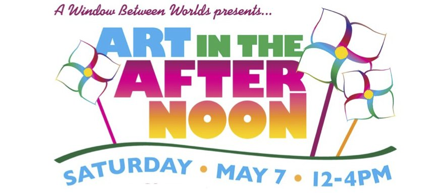 Art in the Afternoon – Filled with Art, Fun, Food!