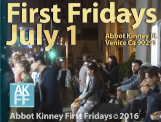 Abbot Kinney First Fridays-070116-02