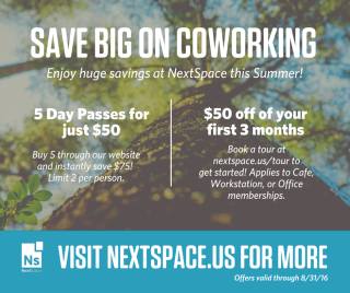 NextSpace Venice Coworking Silicon Beach