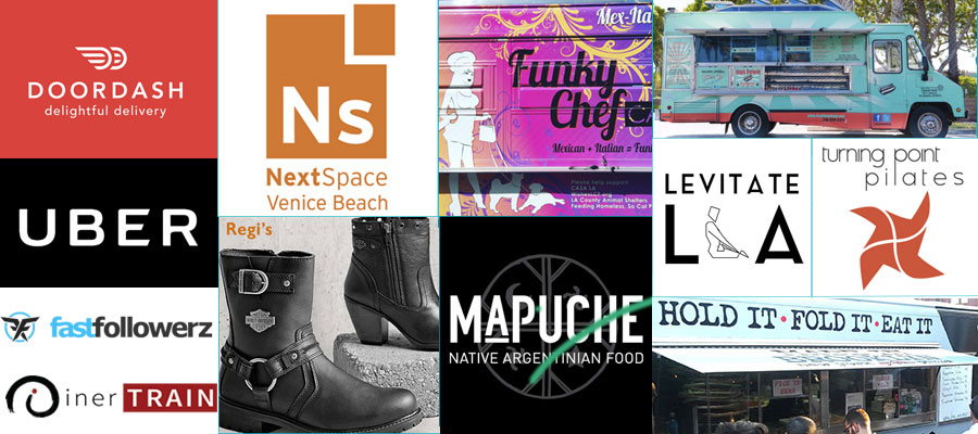 AKFF Venice VIP Club Gives Members Special Deals All month long! Food Trucks  Venice shops, health, fitness, web design, parking & more!