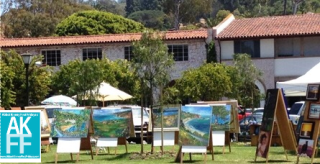 Magala Cove Lawn Art Show