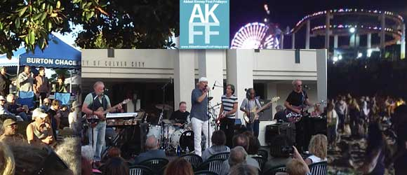AKFF's Guide to Summer Concerts in Santa Monica, Marina del Rey, & Culver City!
