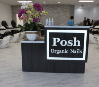 Posh Organic Nails-AKFF VIP Club Partner