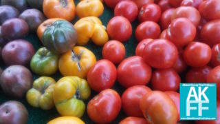 Culver CIty Farmers Market-tomatoes