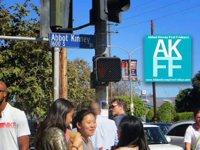 The Shocking Truth About Abbot Kinney First Fridays