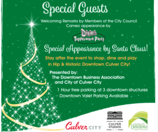 Culver City Tree Lighting
