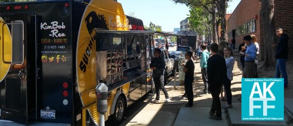 food truck alley kimbobrow foodtruck 580x250logo @abbotkinney1st
