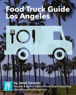 Food Truck Guide Los Angeles Ebook coming next month on Amazon, Find out about all the hotspots to find food trucks!