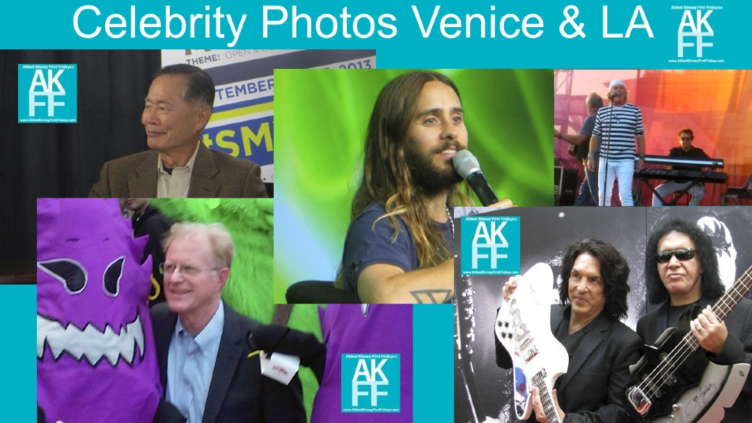 Celebrity Photos AKFF Abbotkinney1st Venice 2020 Feature Photos: Janet Gervers